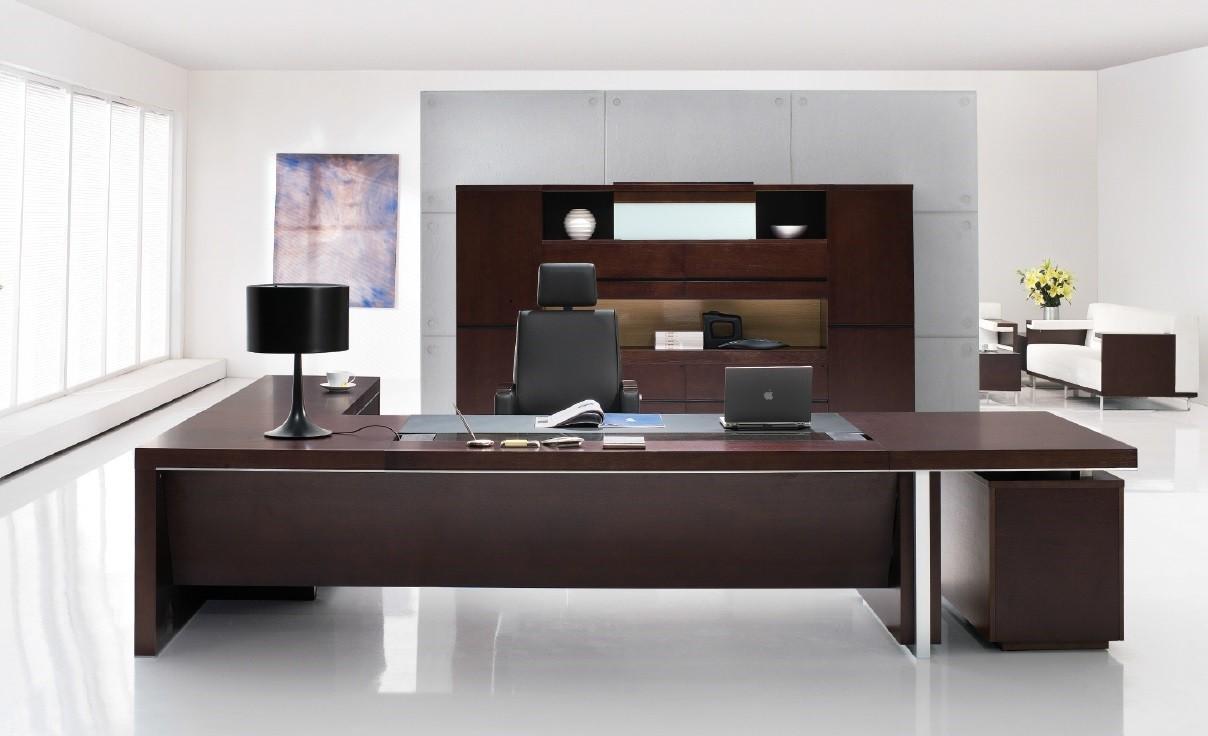 Executive Desk Modern Office Furniture In Dubai Officemaster Ae