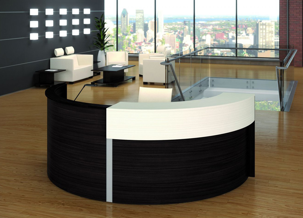 Office Reception Desk Modern Office Furniture In Dubai