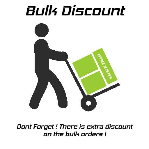 officemaster bulk discount