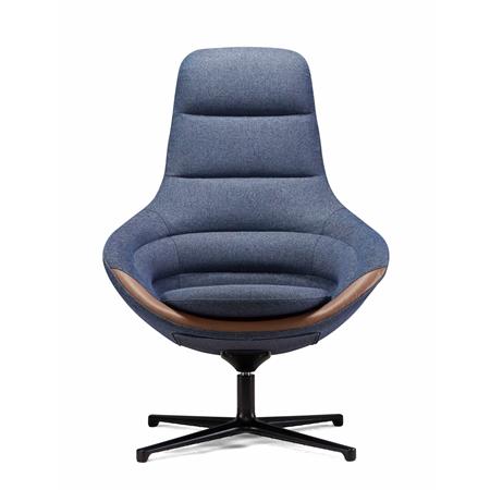ALGER High Back Lounge Chair