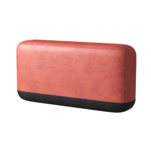 CITY Large Backrest Ottoman