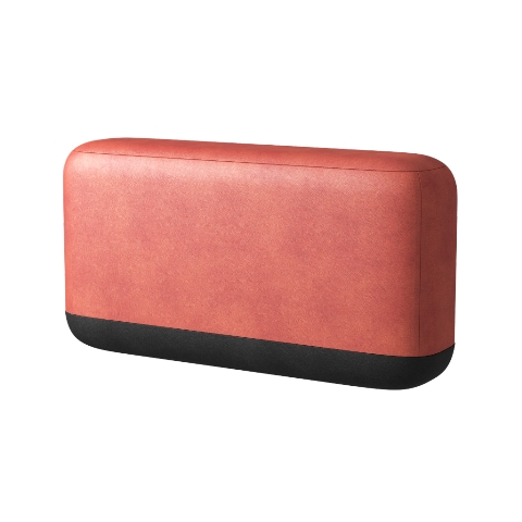 CITY Medium Backrest Ottoman
