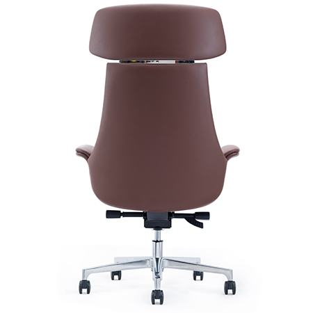 LUCIAN High Back Leather Chair