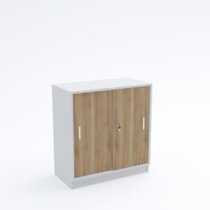 Low Height Cabinet (sliding door)