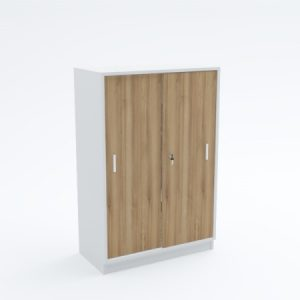 Mid Height Cabinet (sliding door)