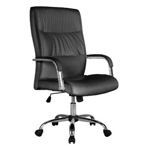 SAM High Back Leather Chair