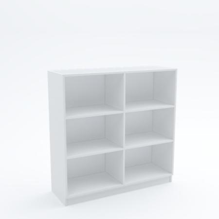 Side Cabinet (open shelves)