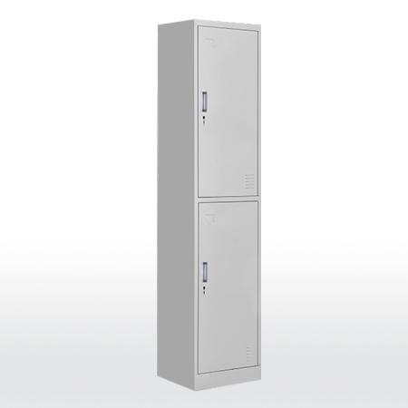 Steel Locker (2-Door)