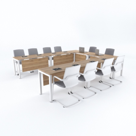 BELLA Convertible Training Conference Table