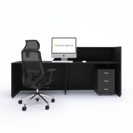 DELTA Reception Desk