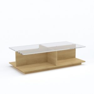 DEVITO Rectangular Coffee Table