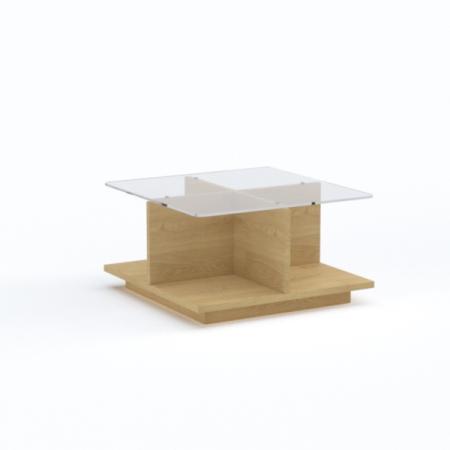 DEVITO Square Coffee Table