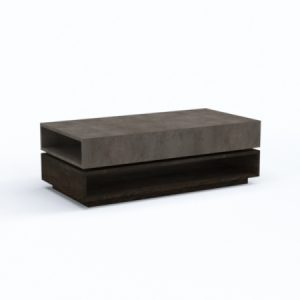 FUBINI Rectangular Coffee Table
