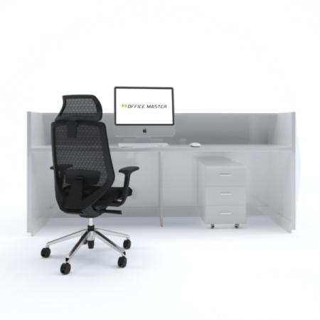 KRYSTAL Reception Desk