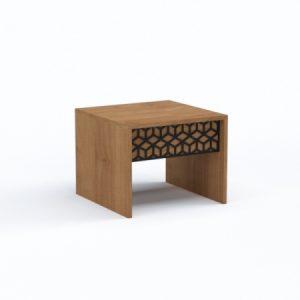 SCHON Square Coffee Table