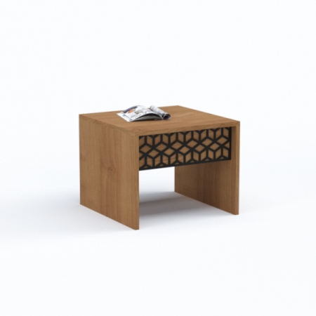 SCHON Square Coffee Table