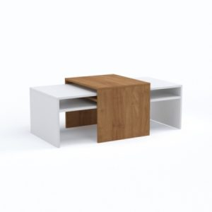 TUMBLE Rectangular Coffee Table