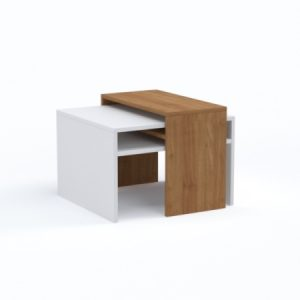 TUMBLE Square Coffee Table