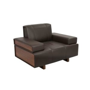 UFFIX WOOD 1-Seater Sofa