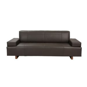 UFFIX WOOD 3-Seater Sofa