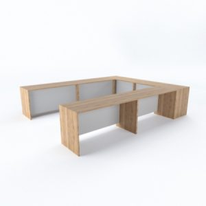 UNITY Convertible Training Conference Table