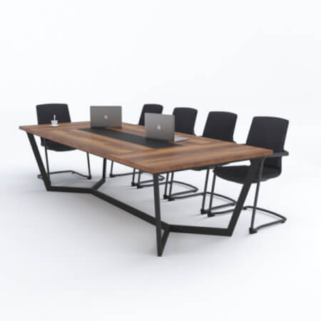 V Boardroom Meeting Table
