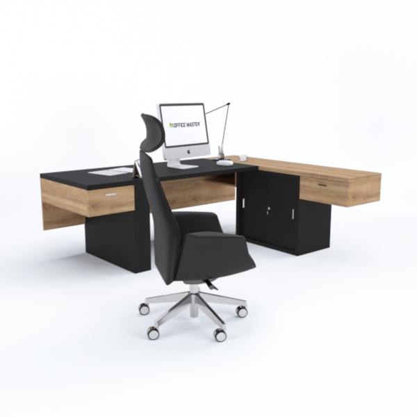 BEZOS GRAND Executive Office Desk