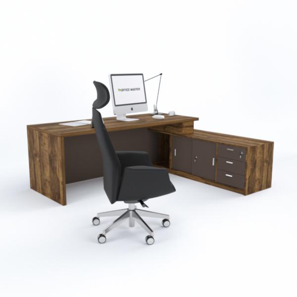 CHIEFTAIN Executive Office Desk