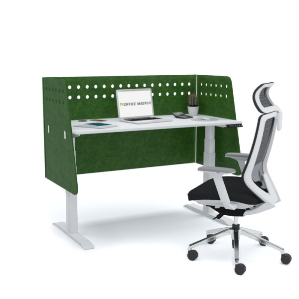 ERGOMAX Electric Height Adjustable Desk