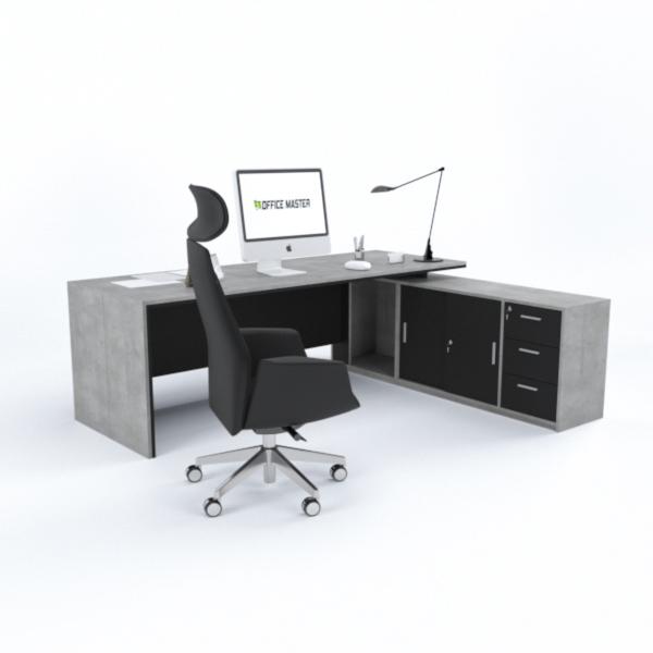 LEVINE Executive Office Desk
