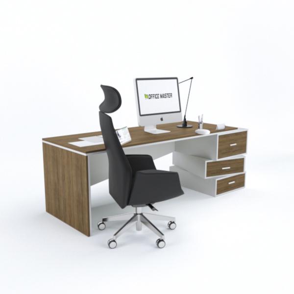 OCTA Executive Office Desk
