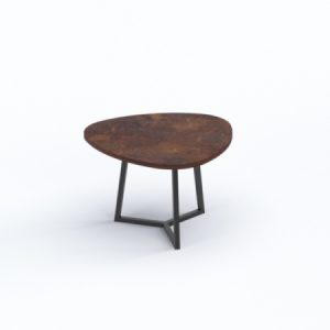 PLECTRA Triangular Coffee Table