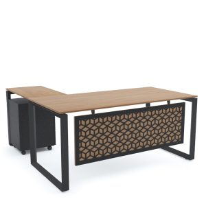 SCHON Office Desk L-Shape