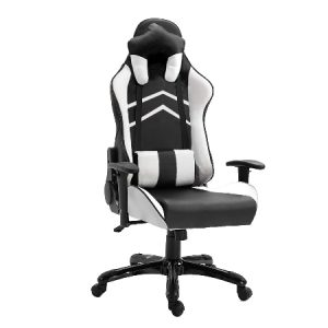 STORM WHITE Ergonomic Gaming Chair