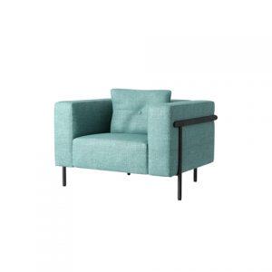 SQUARE 1-Seater Sofa